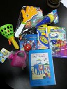 cadeaux enfants palestiniens